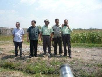 Kunjungan ke PT. Agri Makmur Pertiwi Kediri