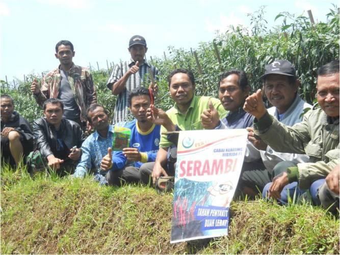 FFD Serambi di Kec Kedu, Temanggung (08/02/2012)