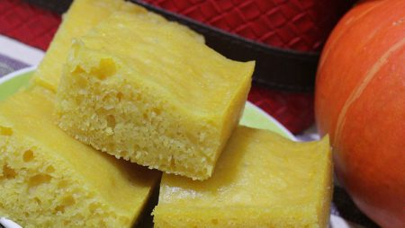 Kue Pumpkin dari Waluh Red Lampion