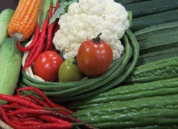 Menangkal Residu Berbahaya di Sayuran & Buah