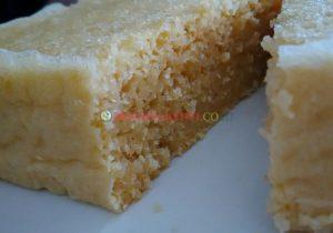 Brownies Jagung Manis Talenta