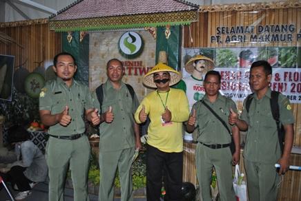 Serunya Benih Pertiwi di Jawa Tengah