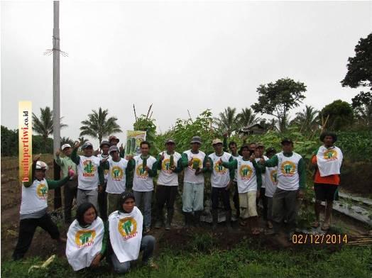 Benih Pertiwi di Sulawesi Utara